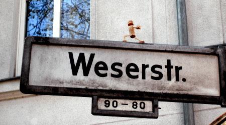 Street Yogis in Berlin