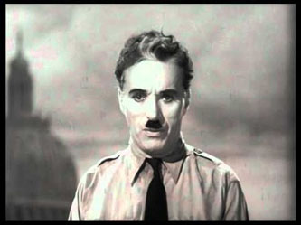 Charlie Chaplin Rede