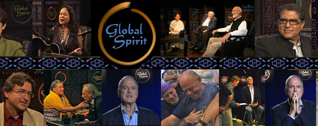 Spirituelle Talkshow: Global Spirit