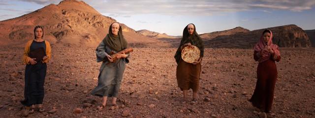 Jesus und die verschwundenen Frauen