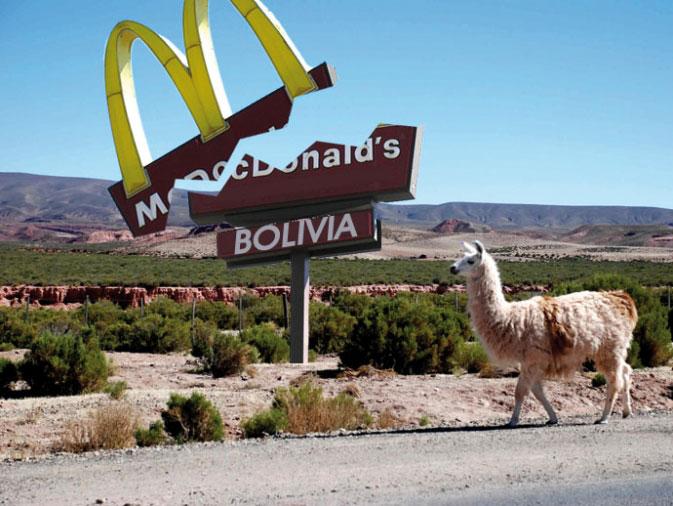 Foto: Por qué quebró McDonald's?