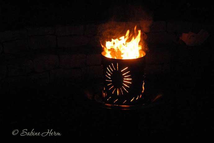 Brennt dein Feuer?