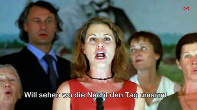 Frohe Pfingsten: Gabriellas Song