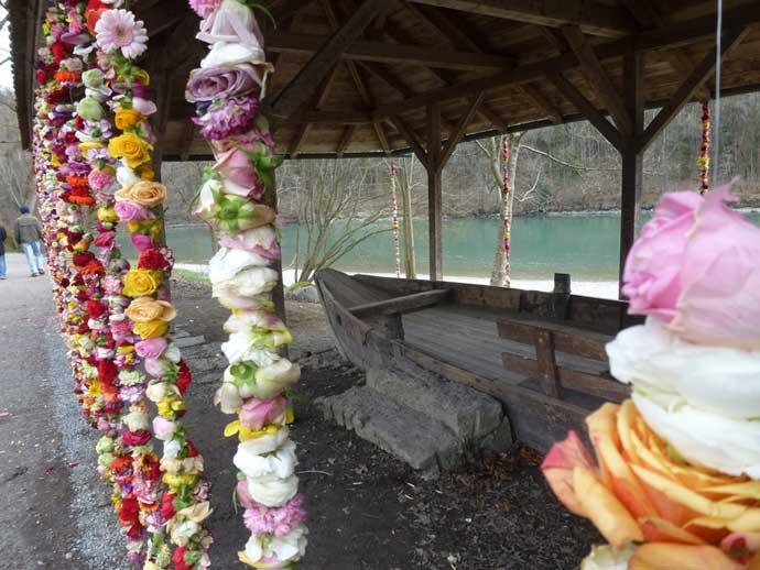Blumenboot - flowered collective