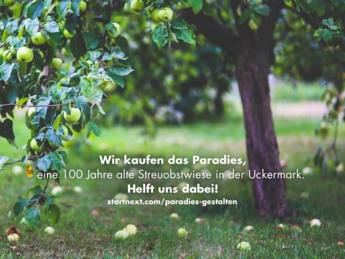 Rettet ein Paradies