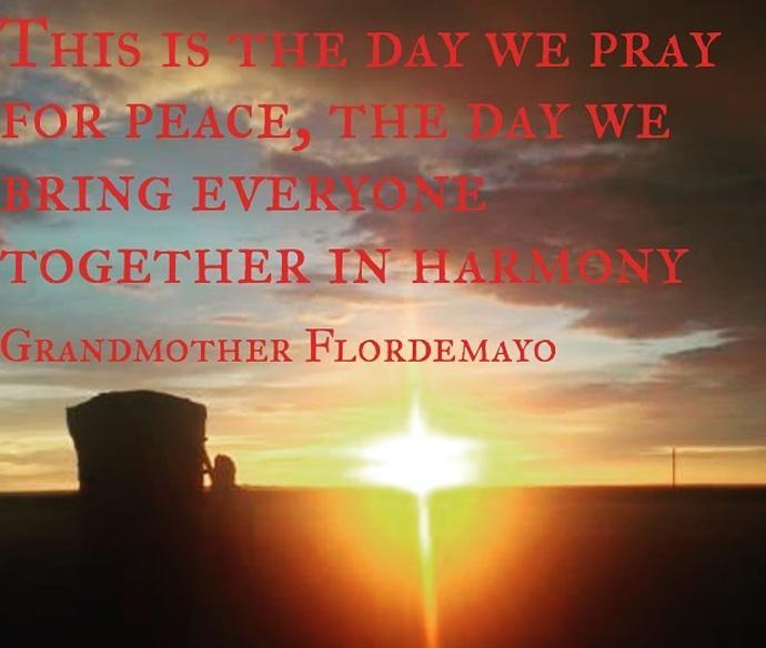 Tag I`x - Wir sind eins im Gebet