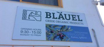 Zu Besuch beim Pionier des Bio-Olivenöls