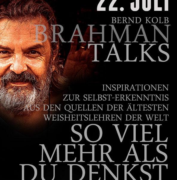 Brahman Talk