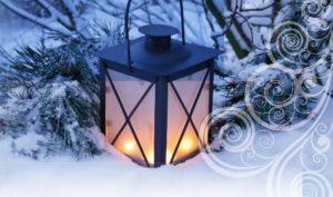 Adventszeit: Licht und Dunkelheit