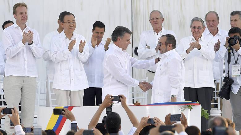 TV-Tipp: Kolumbien - Das Schweigen der Waffen