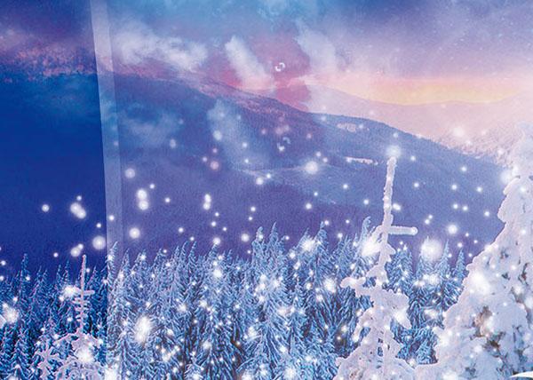 1. Rauhnacht 24./25. Dezember