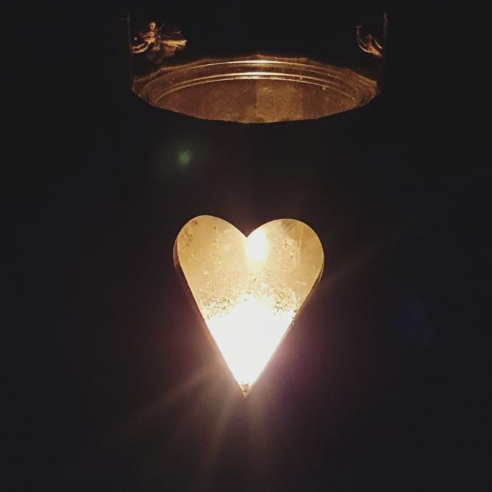 Lichtbild: Herzlicht für 2018