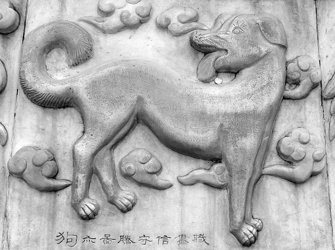Das Jahr des Erd-Hundes beginnt