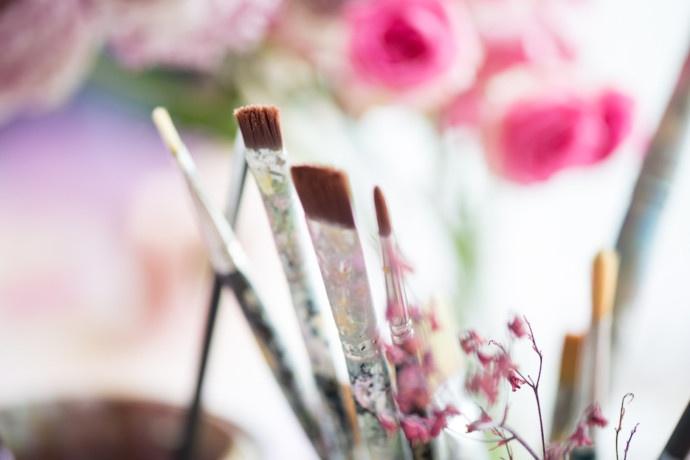 Lebe Deine Kreativität Teil 3: ROSA