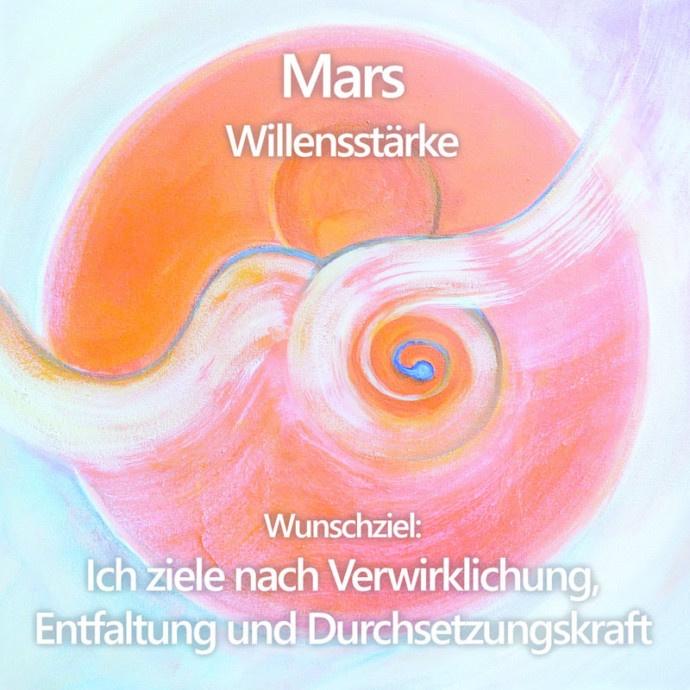 Lichtbild: Mars-Energie
