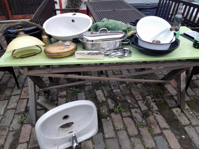 Schweizer Sommerküche : Sommerküche in ungarn