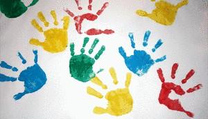 Finger weg für Kleinkinder