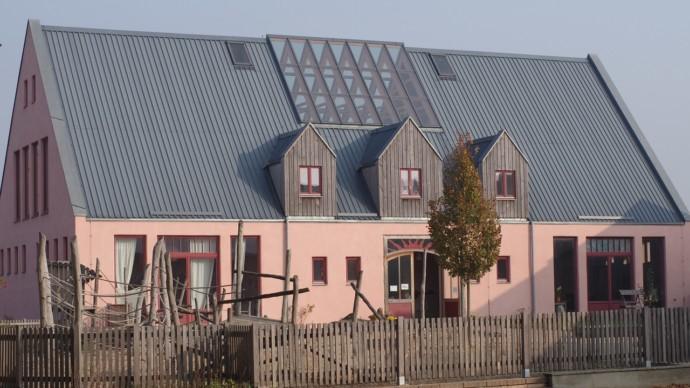 Die Schule in Lüchow wird wieder eröffnet!