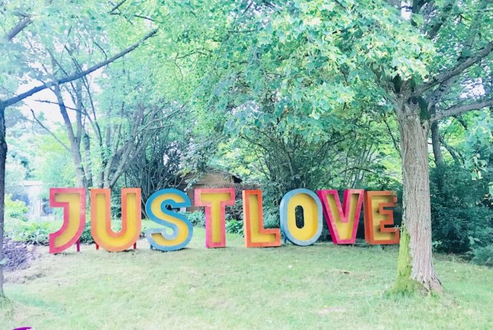 Lichtbild: Just Love