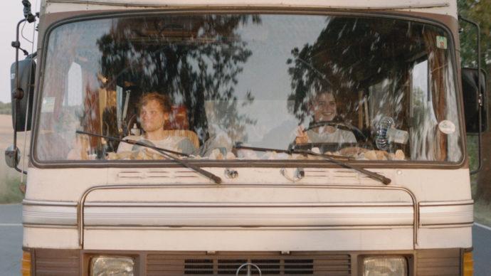 Film 303 - bezaubernder Roadmovie