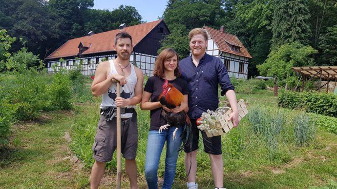 Ackern für die Zukunft mit Permakultur