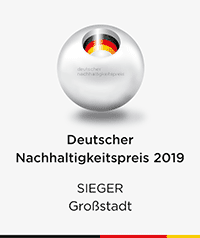 Zu Gast in Deutschlands nachhaltigster Großstadt