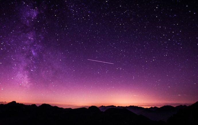 Sternschnuppenzeit: Wünsch Dir was