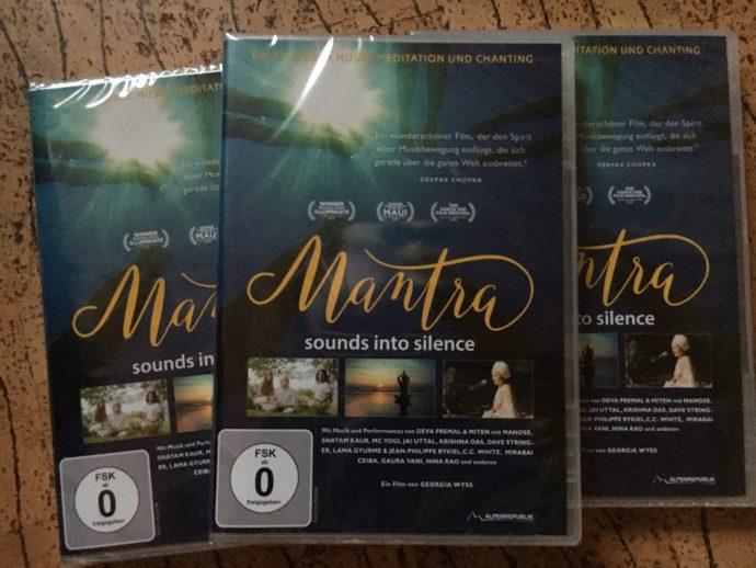 Abo Premium: DVD Mantra - Sounds into silence