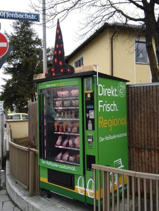 Erntebox: Der Hofladenautomat