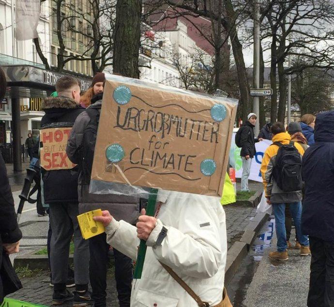 Klimastreik weltweit