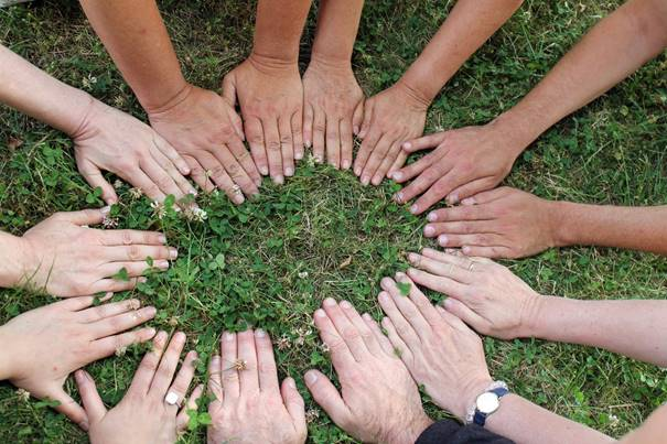 Die friedvolle Welt, die wir uns wünschen, ist möglich