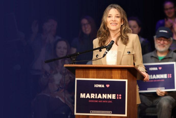 Marianne Williamson: Soft Power