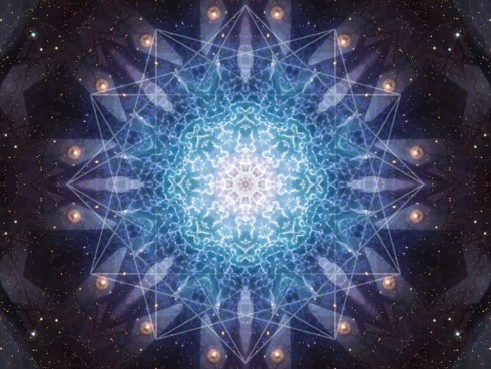Die Dimensionen überlagern sich