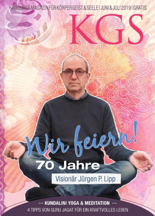 Glückwunsch Jürgen Lipp