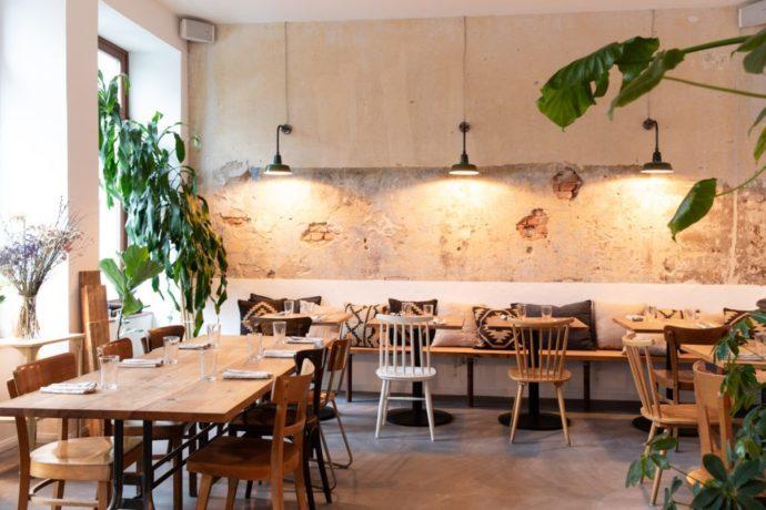 FREA Restaurant: vegan und Zero Waste
