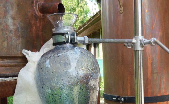 Erfahrungen aus der Kunst des Destillierens
