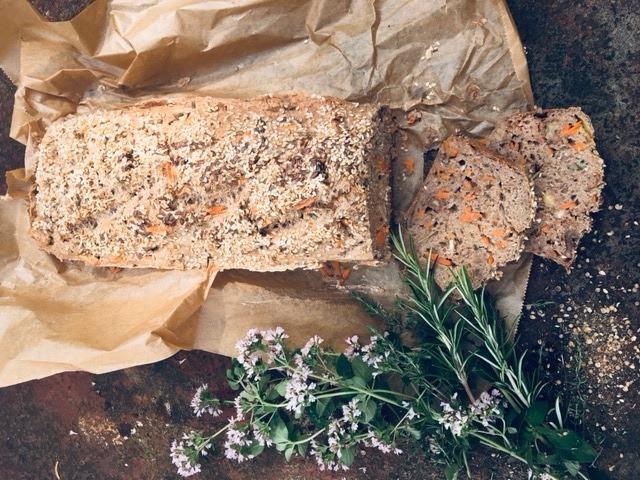 Hochzeit des Lichts: Glutenfreies Brot