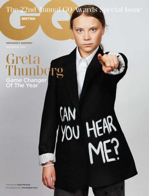 Warum Greta angefeindet wird