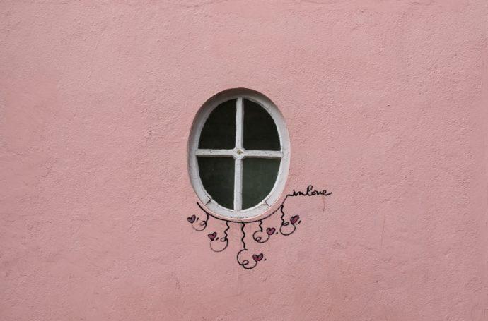 Fenster nach Paris