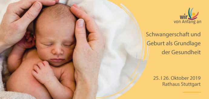 Wir von Anfang an - Recht auf gute Geburtshilfe!