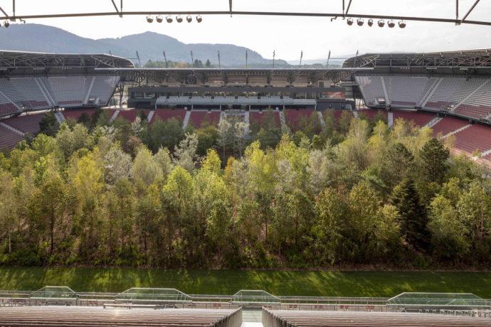 Ein Wald im Fußballstadion: For Forest