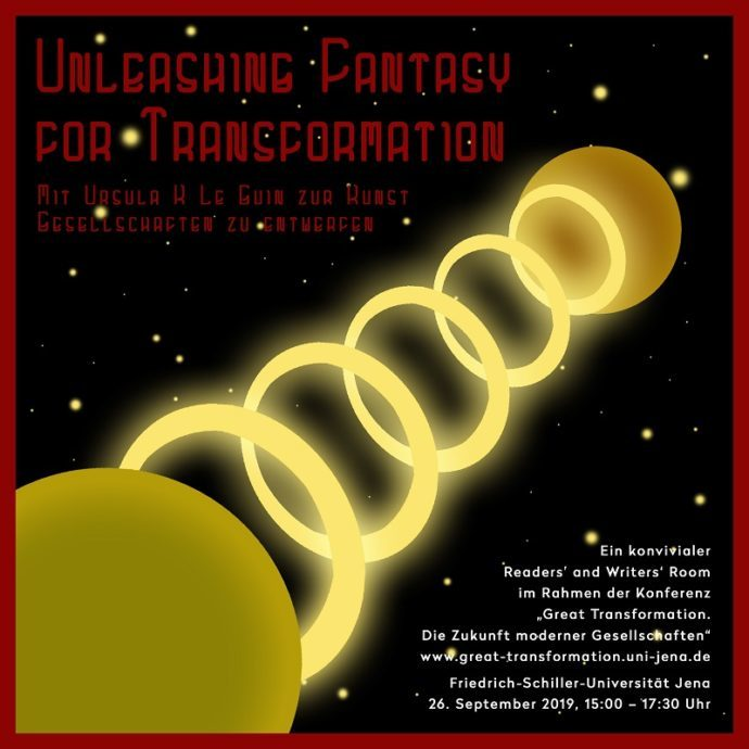 Unleashing Fantasy for Transformation