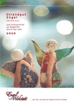 Strandgut Engel Kalender