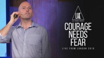 Mut (Courage) braucht Angst