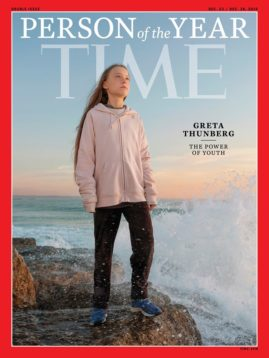 Person of the Year: Greta Thunberg
