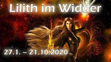 Lilith – die wilde Göttin im Widder