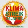 Klimastreik am 24.4.2020
