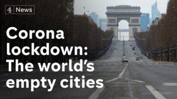 Plätze und Städte wie Du sie noch nie gesehen hast