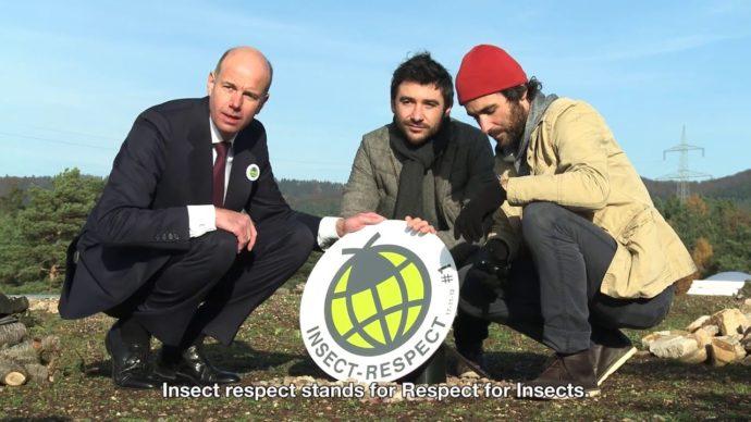 Vom Gifthersteller zum Insektenretter